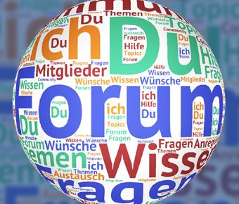 Garten Forum Links und Linkliste
